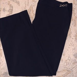 Ellen Tracy Navy Dress Pants Size 12